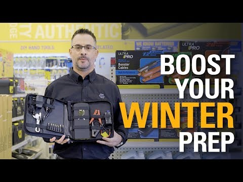 Winter Prep | NAPA Shopping Know How