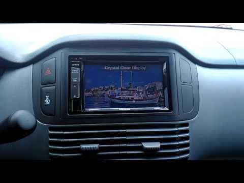 Big Face Car Stereo Upgrade Honda Pilot 03!!
