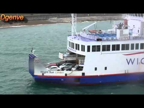 Brittany Ferries - MV Normandie - Portsmouth to Caen