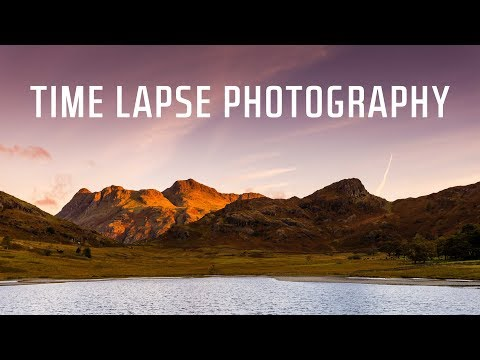 How to make a high quality TIME-LAPSE!