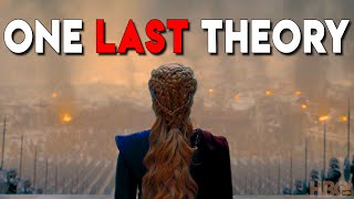 Game of Thrones: One Final Theory...