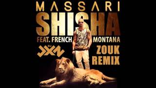 Massari ft. French Montana - Shisha Zouk Remix (Beat by JXN)