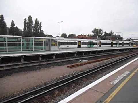 Even More Trains at East Croydon 21/9/13