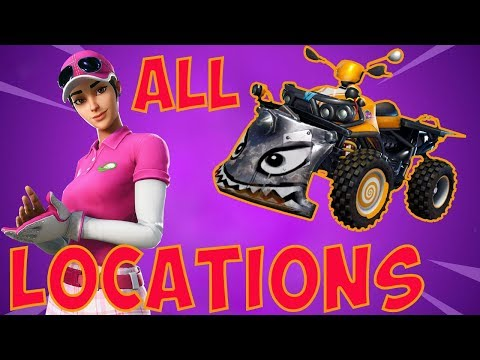 Quadcrasher Locations Season 9