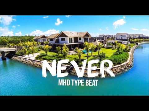 "Afro Trap Instrumental MHD & (ALONZO X Keblack X NAZA) Type Beat ""Never 3"" (Prod By @LUDAABEATZ)"
