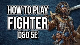 HOW TO PLAY FIGHTER