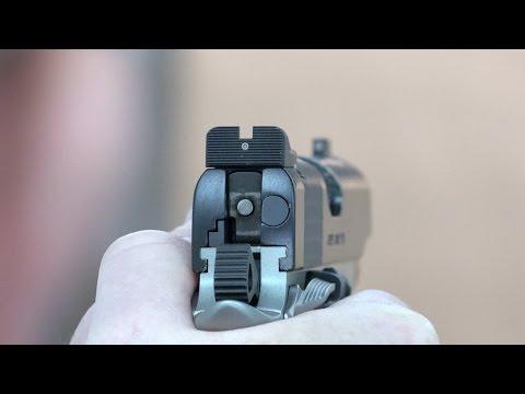 NRA Gun Gear of the Week: Heinie Straight Eight Sights