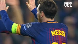 Lionel Messi wreaks havoc as Barcelona knock out Chelsea | Behind the scenes in the Champions League