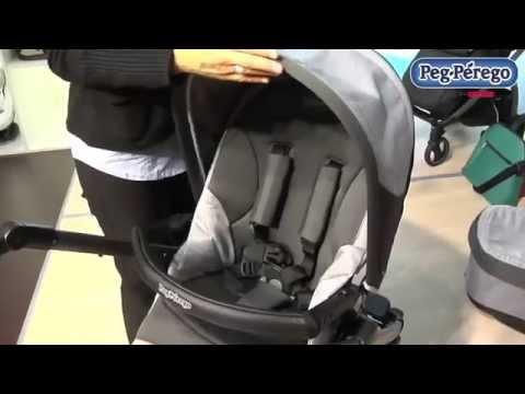 Обзор детской коляски Peg-Perego Book Plus S