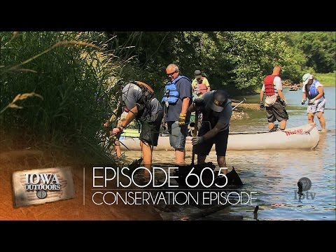 EP 605: Conservation | Iowa Outdoors
