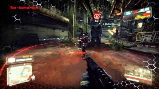 Crysis 3 PC Beta - Crash Site gameplay Very High settings