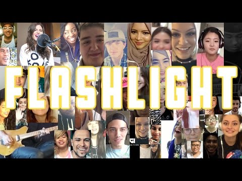 Flashlight -Jessie J with 45 Artist- (Smule Sing! World Edition)