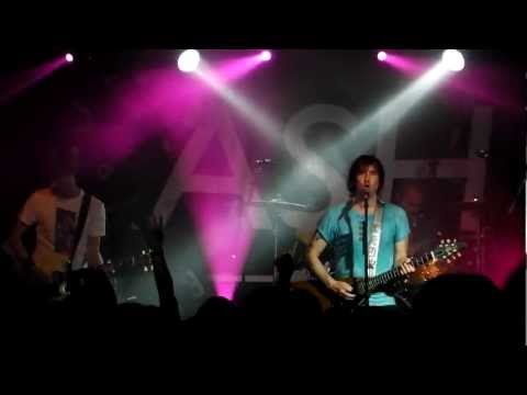 #ash20 - Ash [featuring Russell Lissack] - Return Of White Rabbit - The Garage, 17th June 2012
