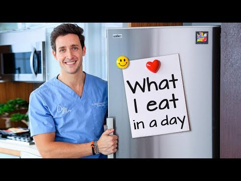 Thumbnail: What I Actually Eat In A Day | Doctor Mike