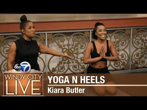 Yoga N Heels | Kiara Butler