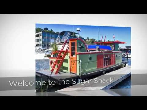 Seattle Houseboat Sugar Shack