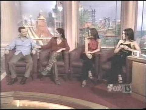 The Corrs- Rosie O'Donell Interview 2001