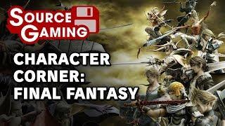 Final Fantasy - Character Corner #17