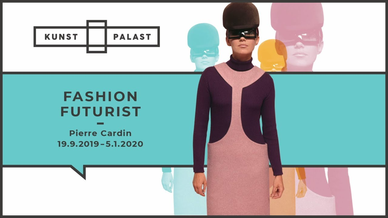 Pierre Cardin. Fashion Futurist – eine Retrospektive THE