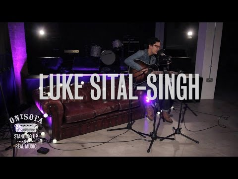 Luke Sital Singh - 21st Century Heartbeat - Ont Sofa Gibson Sessions