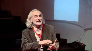 Die Wiederentdeckung des Lachens -- The rediscovery of laughter: Magno Shavdia at TEDxKoeln