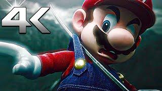 Download lagu Mario Almost Dies in All Super Smash Bros Ultimate Animation Trailers (4k Ultra HD Cutscenes Movie)
