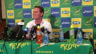 Brits to captain Boks at Loftus