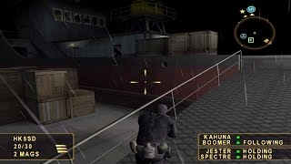 SOCOM - Mission 1 Gameplay HD | All Objectives Completed (PS2/PCSX2)