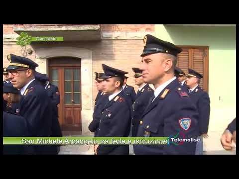 San Michele Arcangelo tra fede e istituzione - 01 - Campolieto - Viaggio in Molise - Puntata 5169