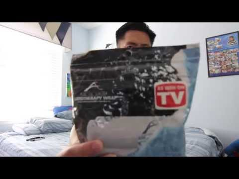 Arctic Ease Cryotherapy Wrap Unboxing and Initial Review