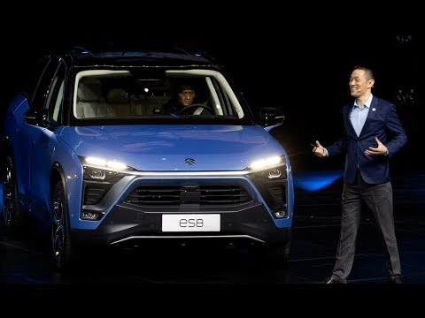 NIO ES8 Electric SUV Explained - Full Presentation