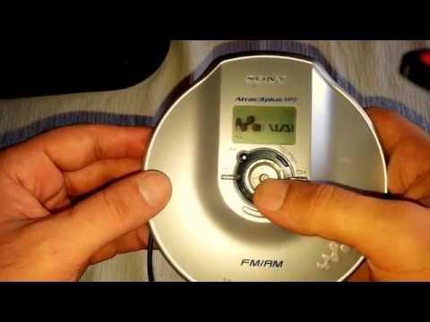Sony D NF600 discman