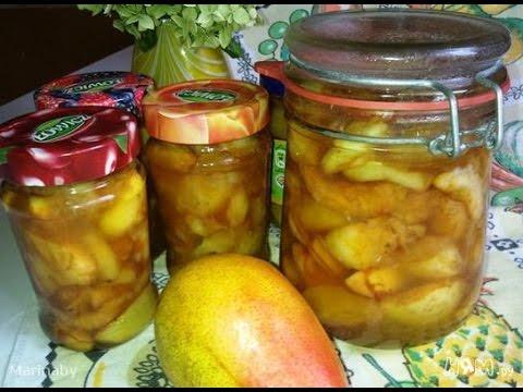 Варенье яблочное «Быстрое и живое».   Заготовки на зиму