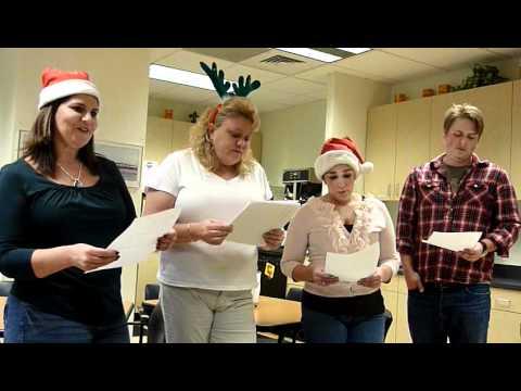 2011 ESM Karaoke Caroling -- Team UEI