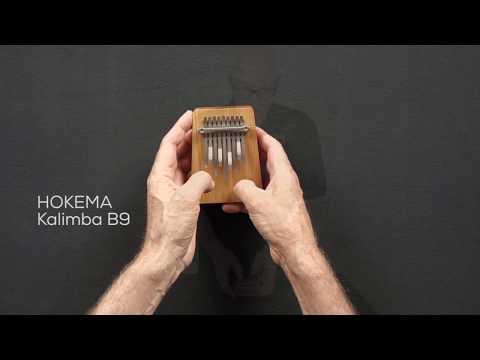 HOKEMA Kalimba B9