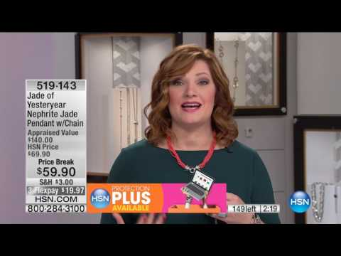 HSN | Jade of Yesteryear Jewelry 02.02.2017 - 01 PM