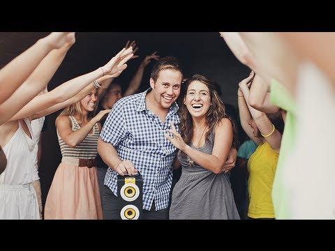 Brad and Emily get Engaged! (A LipDub Proposal)
