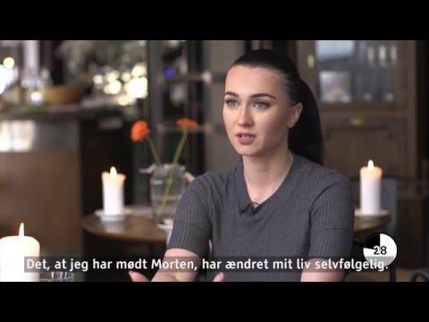 DR Nyheder: 120 sekunder med Irina (Q & A)