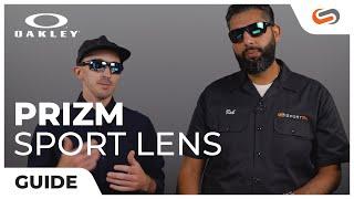 Oakley PRIZM Sport Lens Guide | SportRx