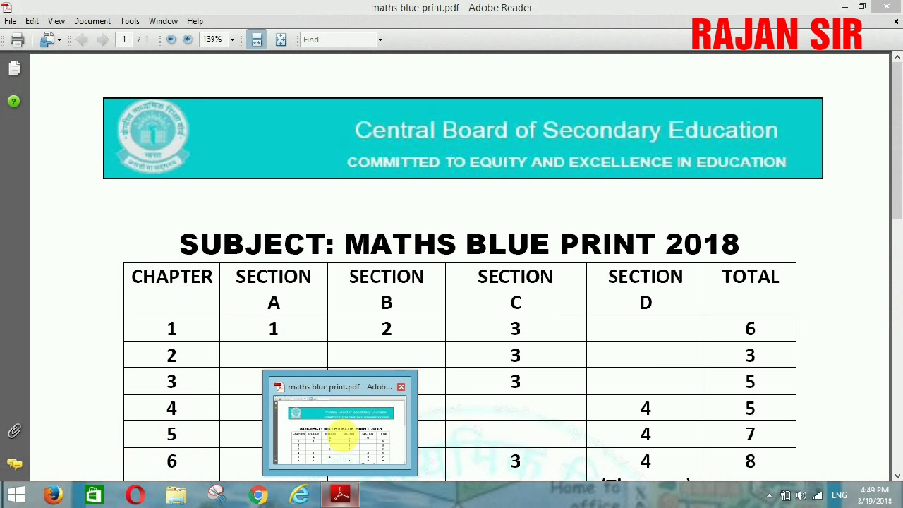 Cbse maths class 10th blue print 2018cbse 10th chapter wise maths cbse maths class 10th blue print 2018cbse 10th chapter wise maths blue print 2018 malvernweather Image collections