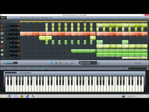 MAGIX Music Maker 2013  (Demo)