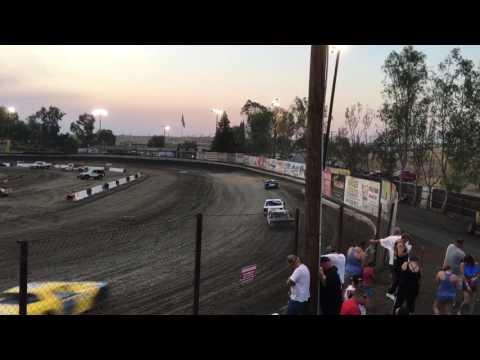 Bakersfield Speedway 7/8/17 Hobby Heat 1