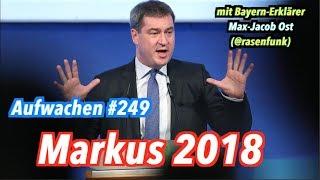 Aufwachen #249: Seehofer vs. Söder, Kohle vs. Klima & Paradise Papers (mit Max-Jacob Ost)