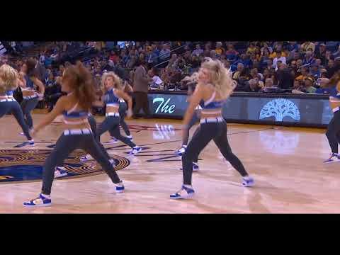 New Orleans Pelicans vs Golden State Warriors 1 - Nov25, 2017