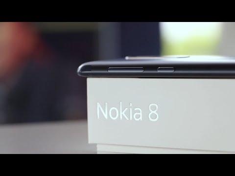 Nokia 8 Malaysian Launch