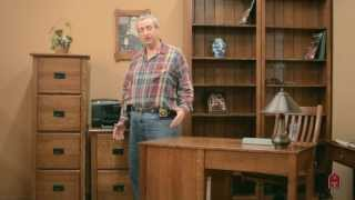 Barn Furniture - Amish Mission File Cabinets