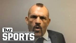 Chuck Liddell Threatens to Smash Rampage Jackson After Tito Ortiz Fight | TMZ Sports