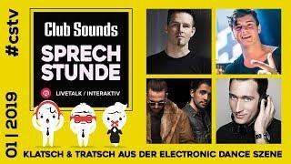 Sprechstunde LiveTalk | Darude, Paul Van Dyk, Martin Garrix, Dimitri Vegas & Like Mike