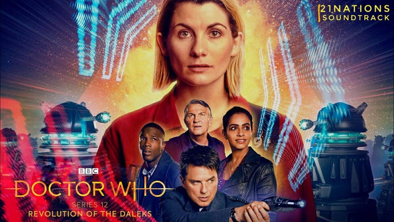 Activate |From Doctor Who Series 12: Revolution of the Daleks Soundtrack -  YouTube