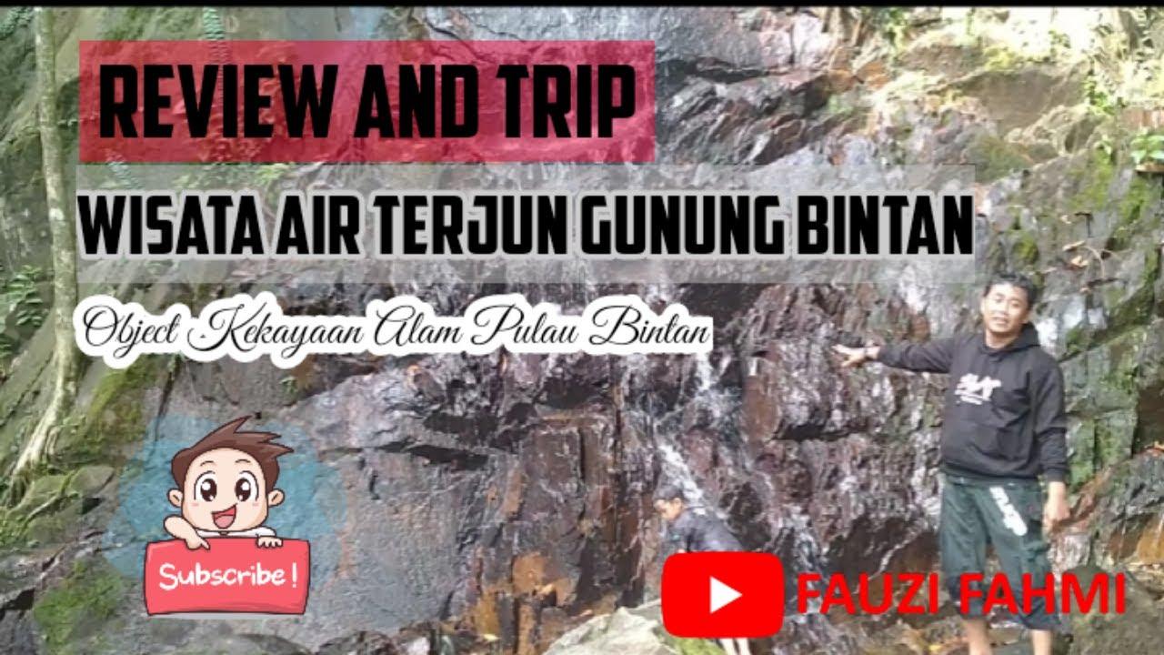 Wisata Ke Gunung Bintan